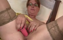 Nice pussy toying before fucking